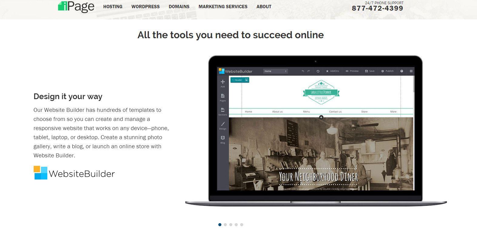 Die 46 besten Website-Baukästen nach Beliebtheit sortiert