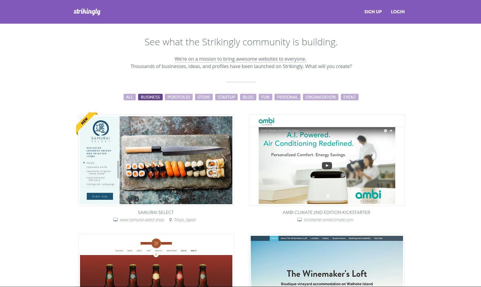 Die 46 besten Website Baukästen nach Beliebtheit sortiert