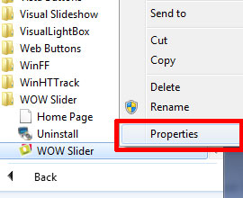 I have just downloaded WOWSlider for Windows  It was installed fine