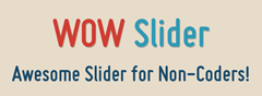 How to use an image slider with css
