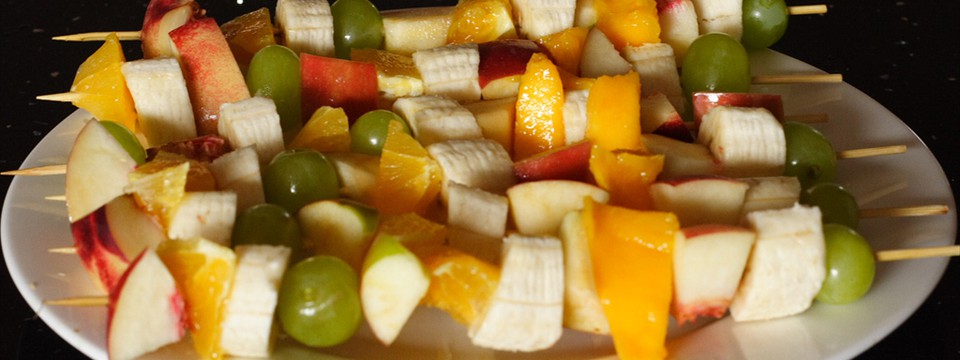 Fruits brochettes : Jquery Ken Burns