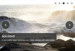 jQuery Responsive Slider - Wordpress Plugin