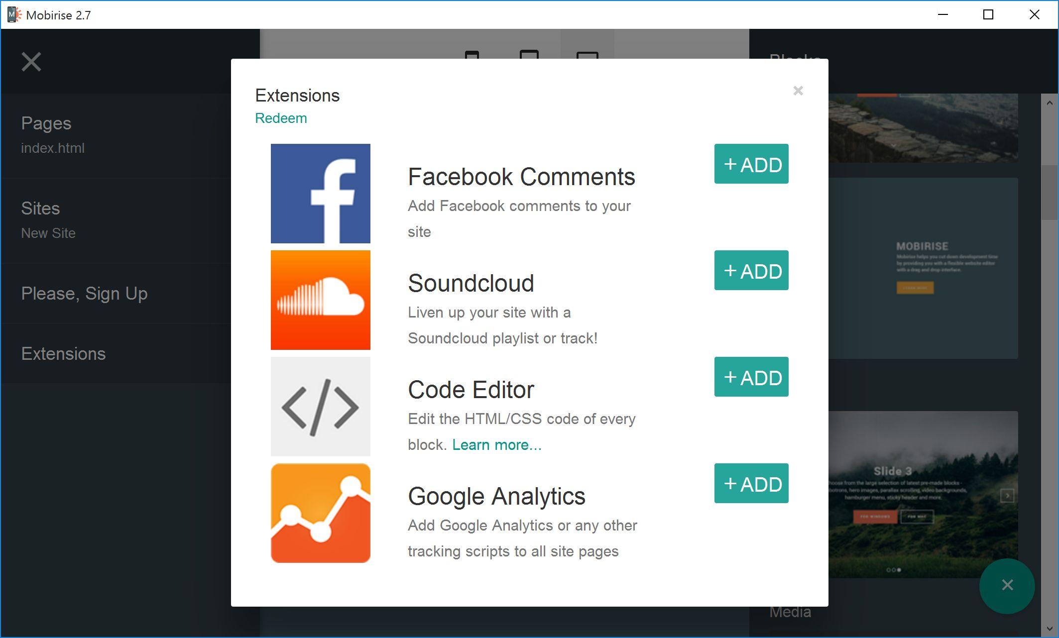 Free Website Maker Software Review