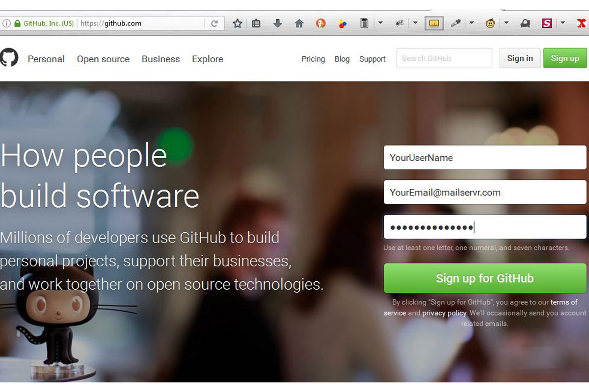 Host Your Website On Github Pages In A Few Clicks Github Pages