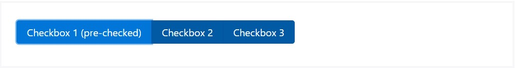 The best way to  employ the Bootstrap checkbox