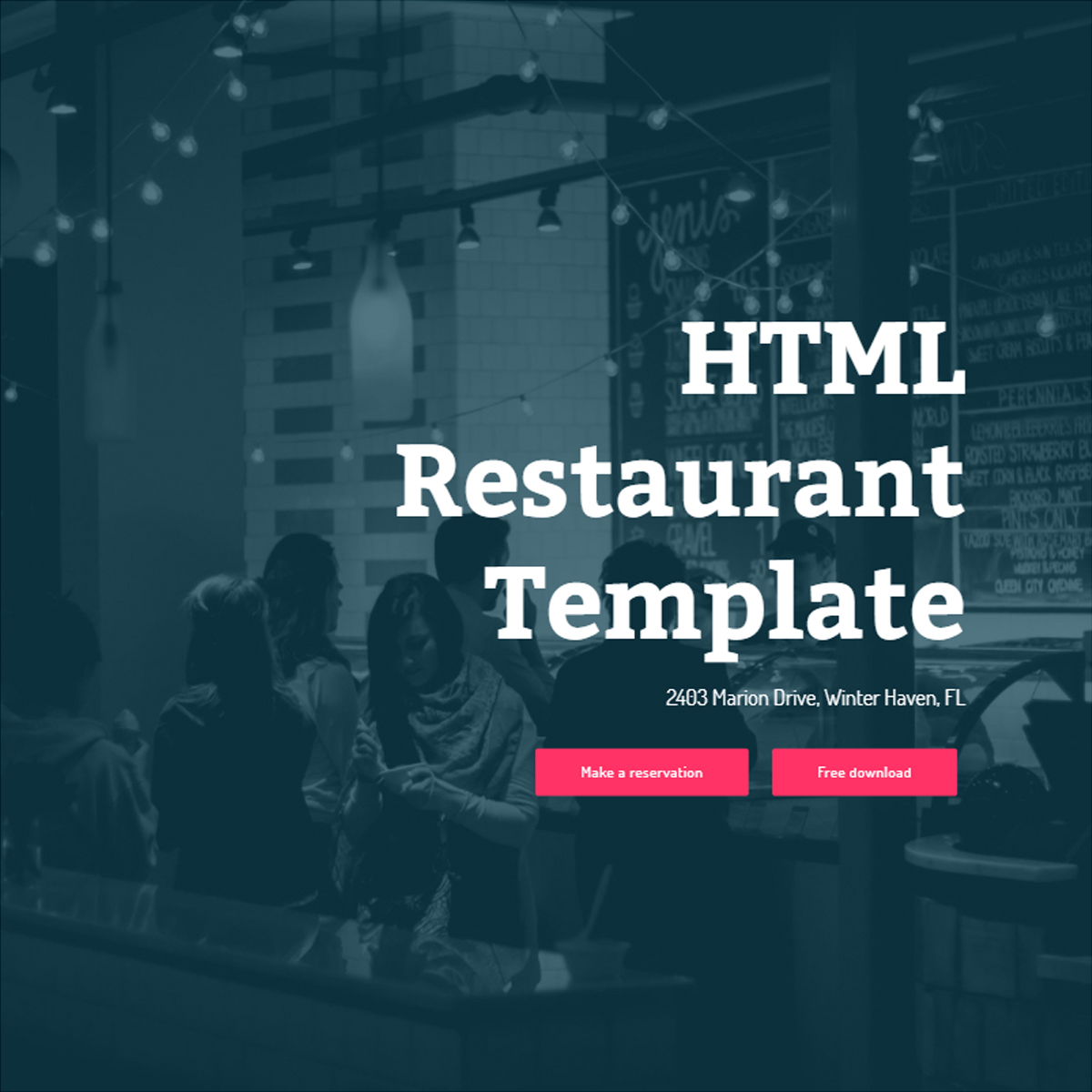 95 free bootstrap themes expected to get in the top in 2018 css3 bootstrap restaurant templates maxwellsz