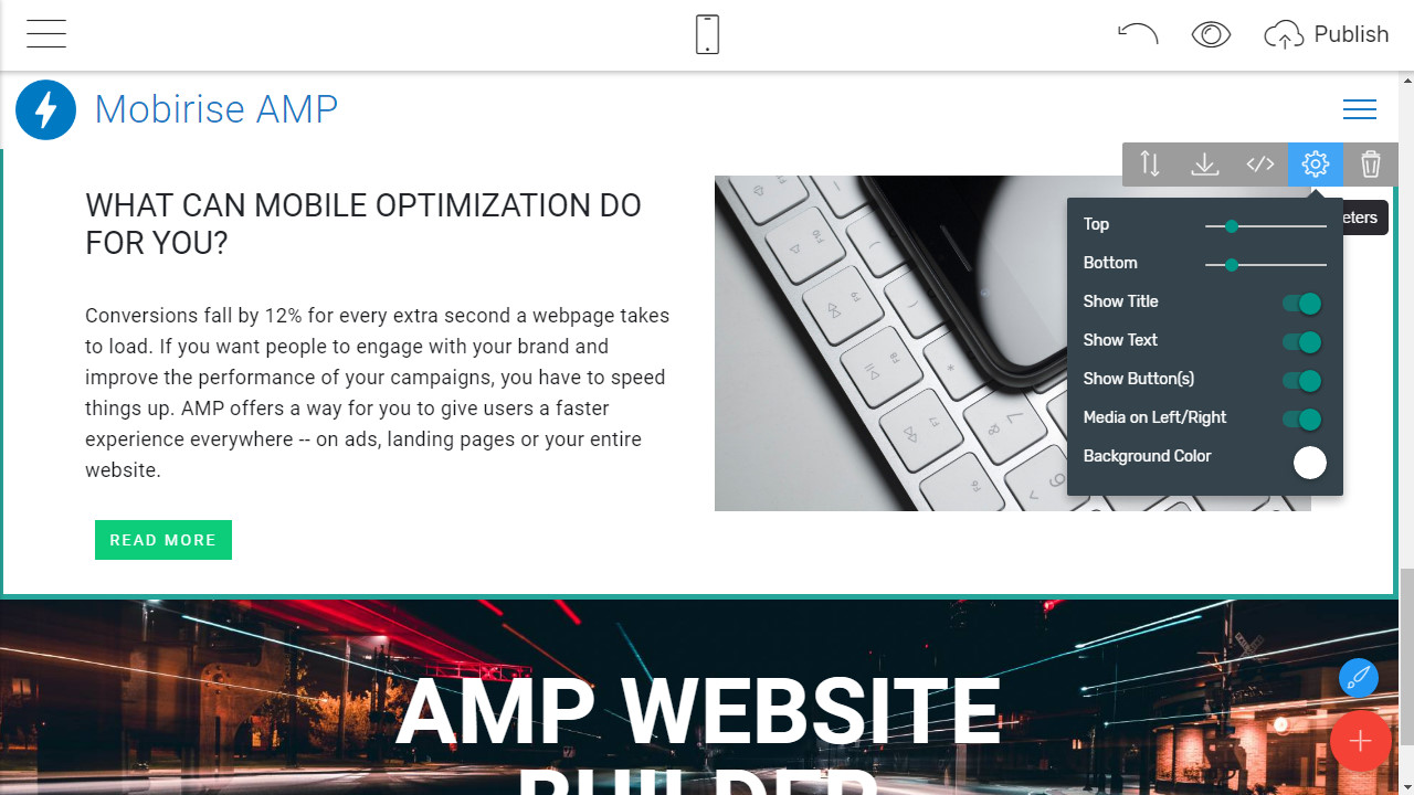 How to create website