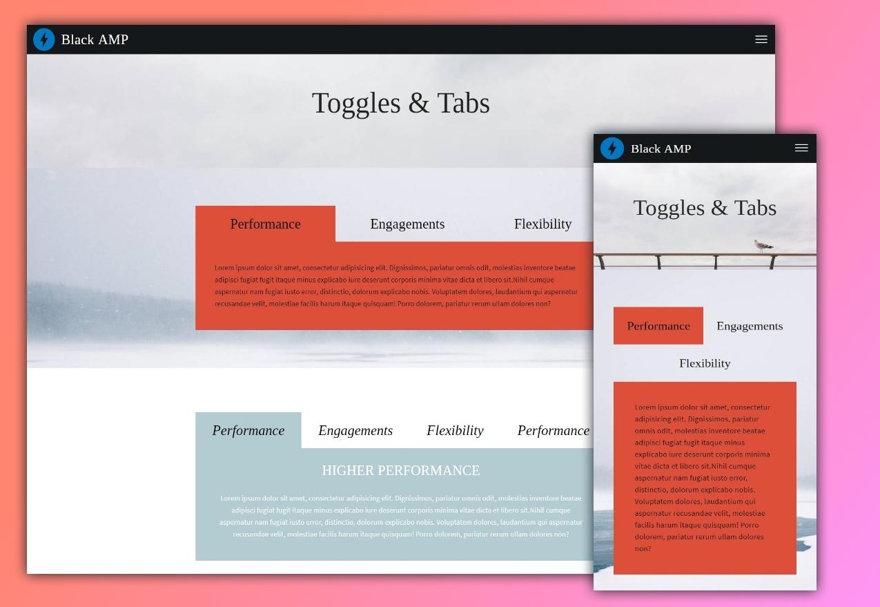 HTML5 Basic Themes