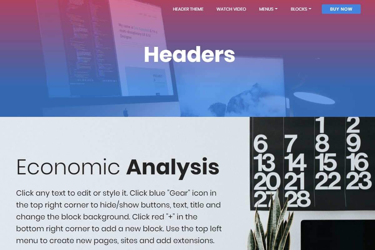 Top 53 Professional and Useful HTML Themes Compilation