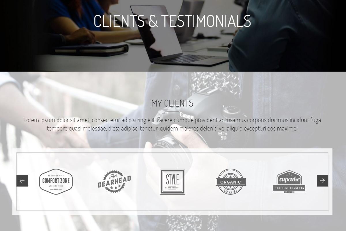 Practical Testimonials