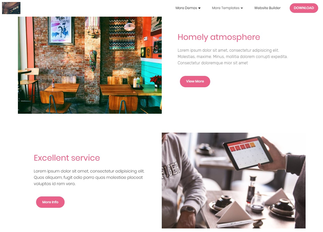 HTML5 eCommerce Template