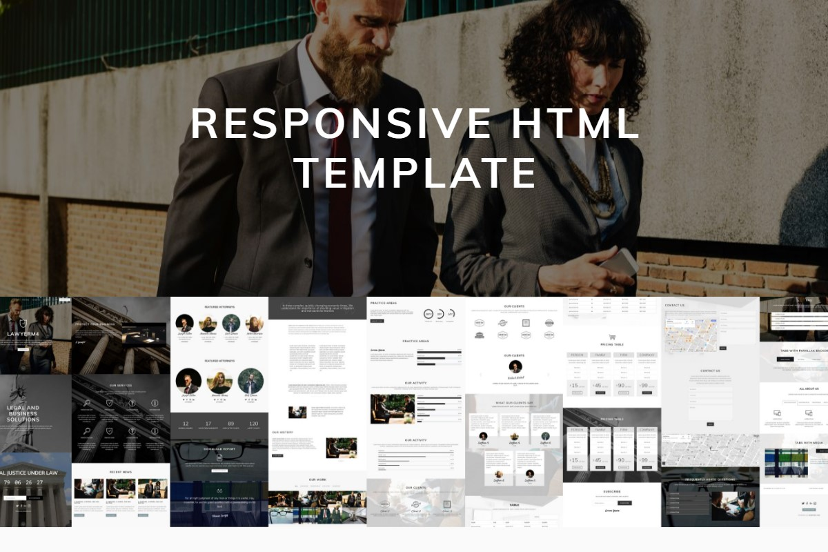 HTML Registration Form Templates