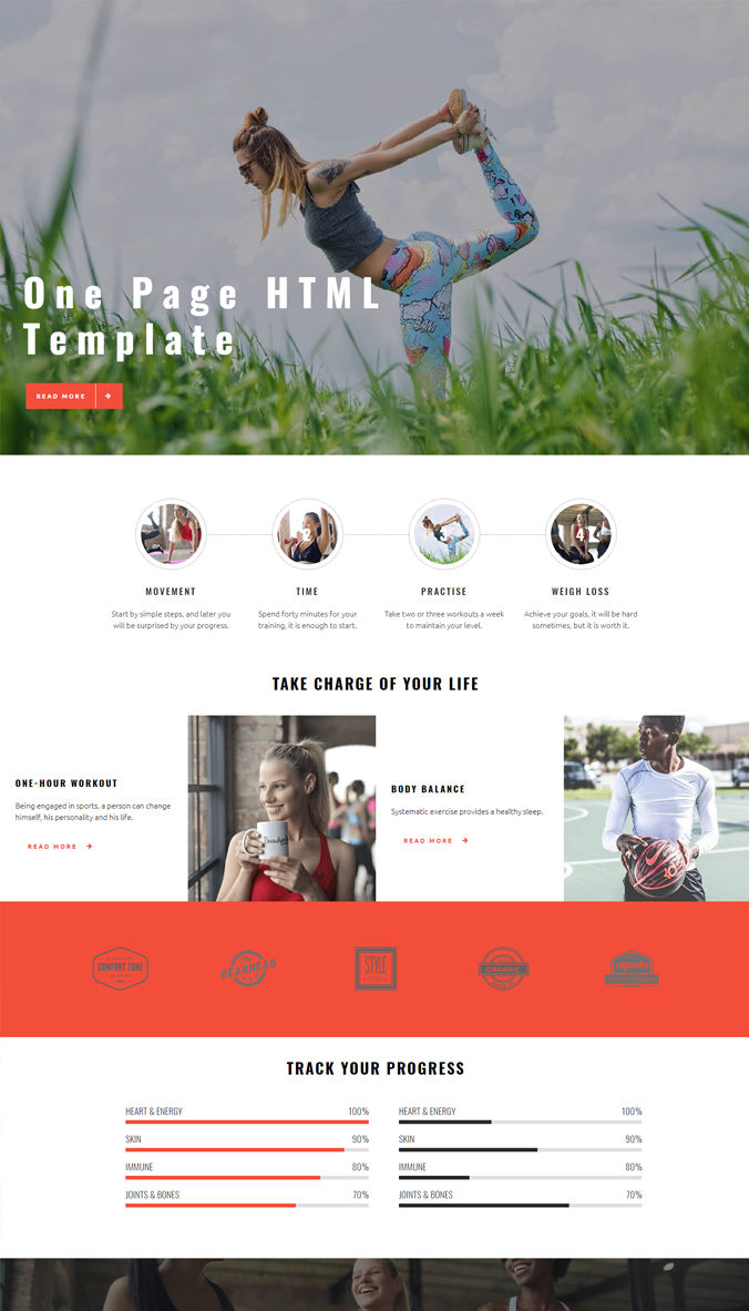 Business Responsive Templates