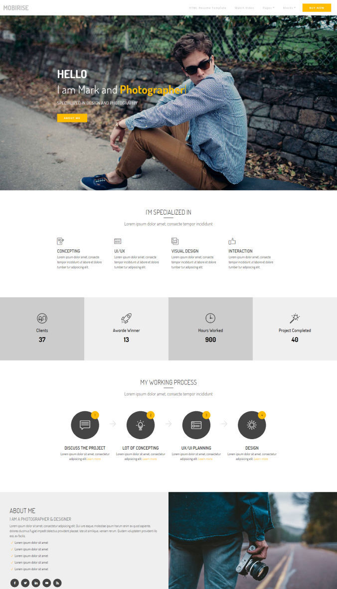 Business Professional Templates
