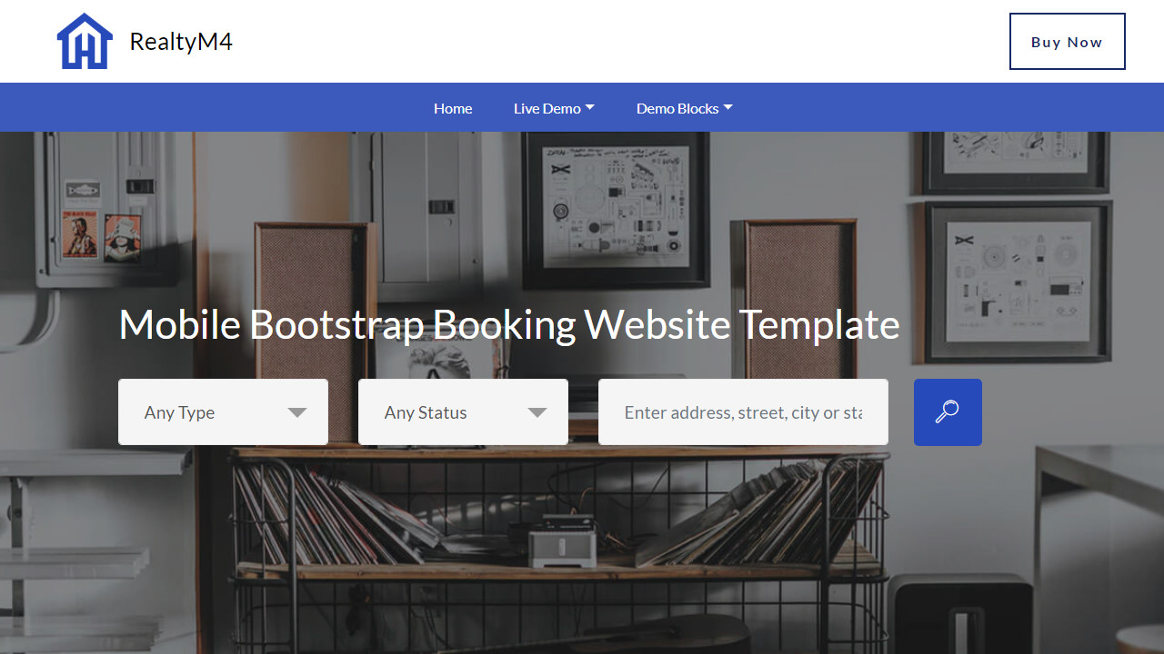 9661feb88517 95+ Free Bootstrap Themes Expected to Get in the Top in 2019