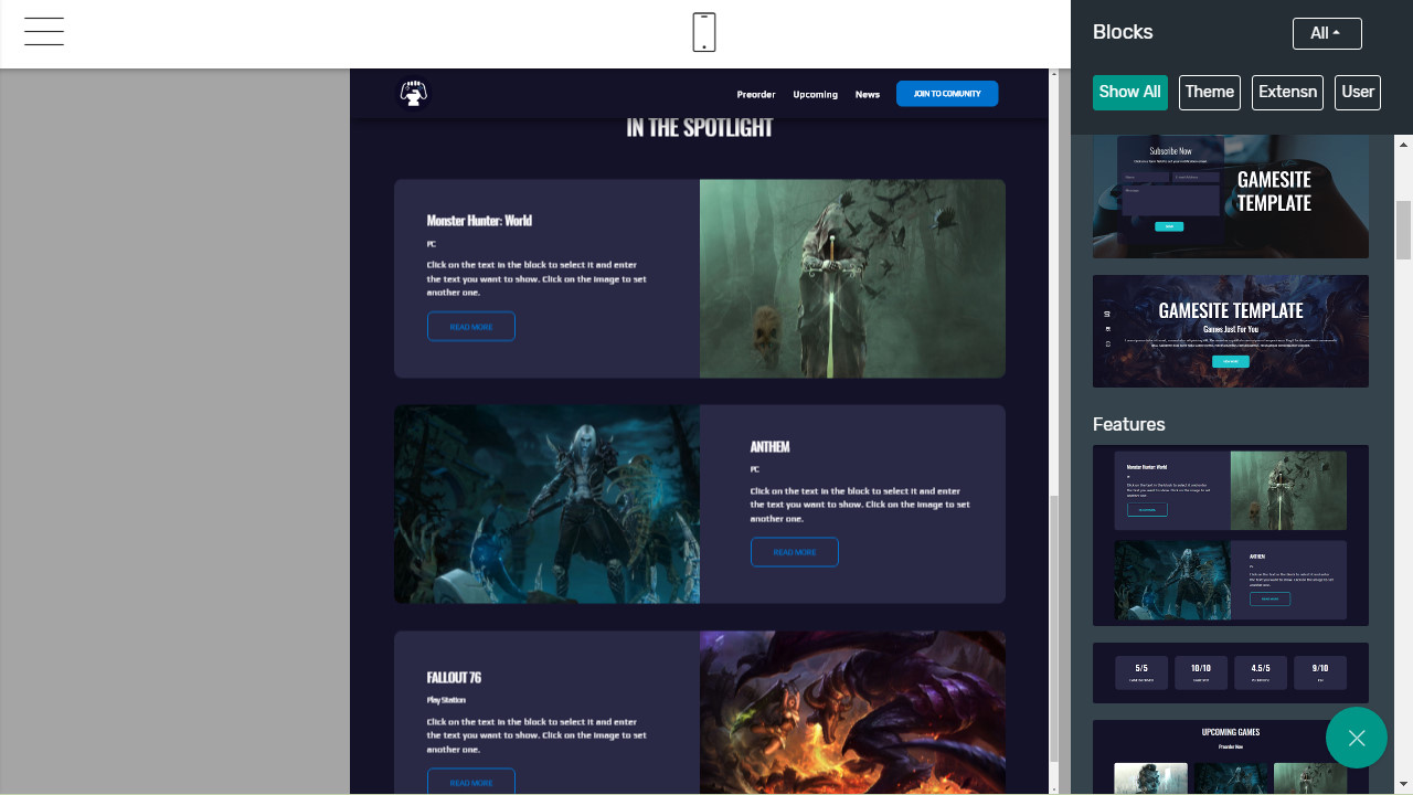 free html bootstrap template