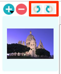 Rotate picture : Free jQuery Image Slider Maker