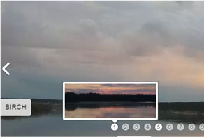 HTML5 galerie photo