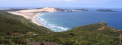 Te Werahi Beach simple css image slider code