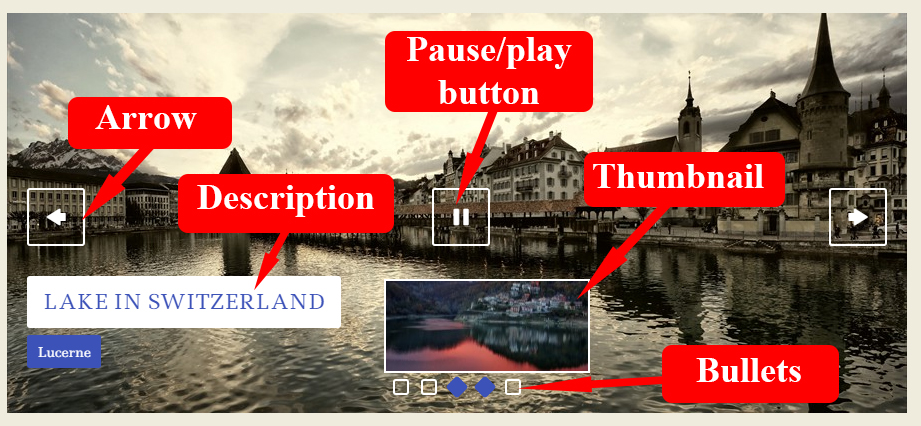 image slider in jquery