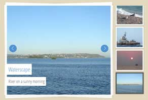 jquery image scroller