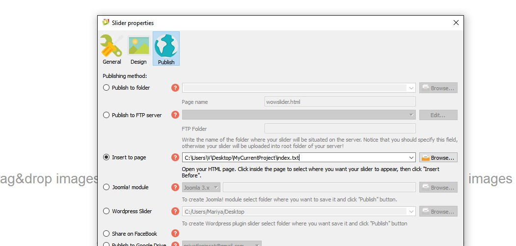 photo slideshow software