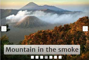 CSS slideshow Imagem