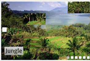 Responsive CSS slideshow