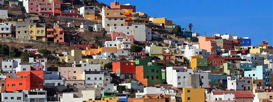 Galdar, Gran Canaria slider html css javascript