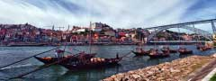 Boats in Portugal slideshow photo gallery
