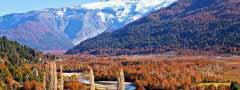 Mountains pure css image slider