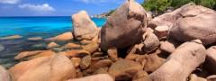Stones near ocean image slider jquery