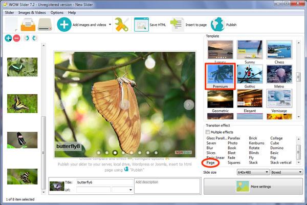 Image Slider JS