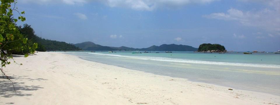 On the beach: HTML5 slider