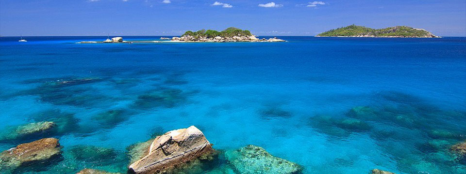 Blue ocean: HTML5 image slider