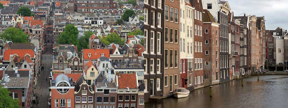 Amsterdam, the Netherlands css3 image slider effects