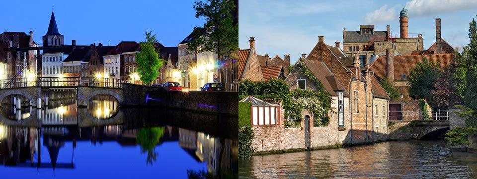 Bruges, Belgium css3 image gallery slider