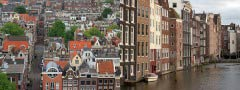 Amsterdam, the Netherlands css3 content slider