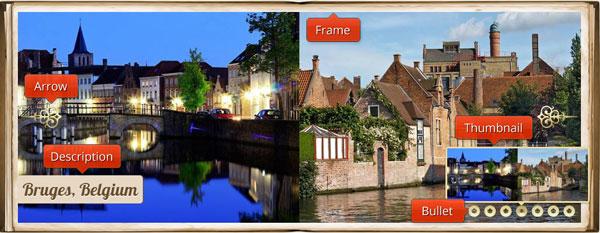 CSS3 image slider download