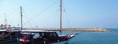 Turkish boats