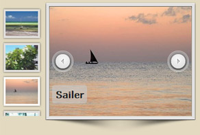 jQuery slideshow software