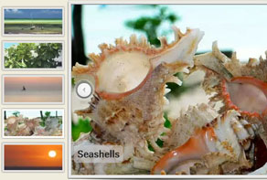 Image slideshow with jQuery