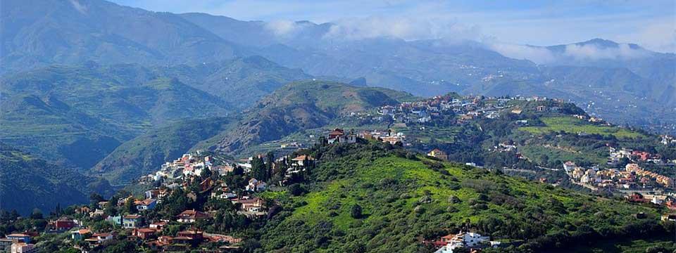 Panorama, Gran Canaria javascript slider code