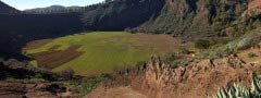 Crater, Gran Canaria javascript gallery slider