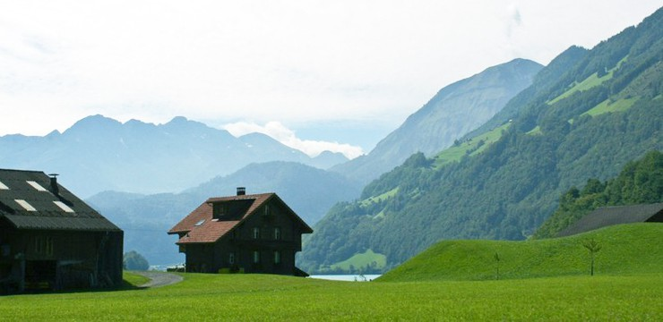 Bernese Oberland - Switzerland jquery image gallery
