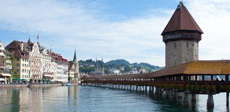 Lucerne - Switzerland jquery gallery slider