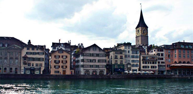 Zurich - Switzerland jquery image gallery slider