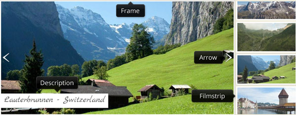 Photo Gallery jQuery