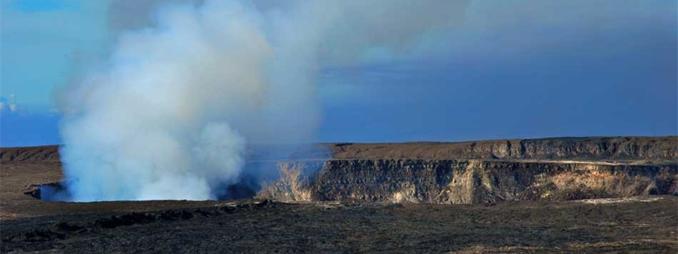 Hawai'i Volcanoes National Park free javascript slideshow