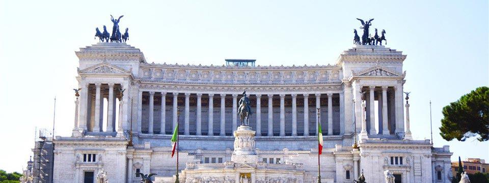 Altare della Patria - Rome, Italy jquery image gallery